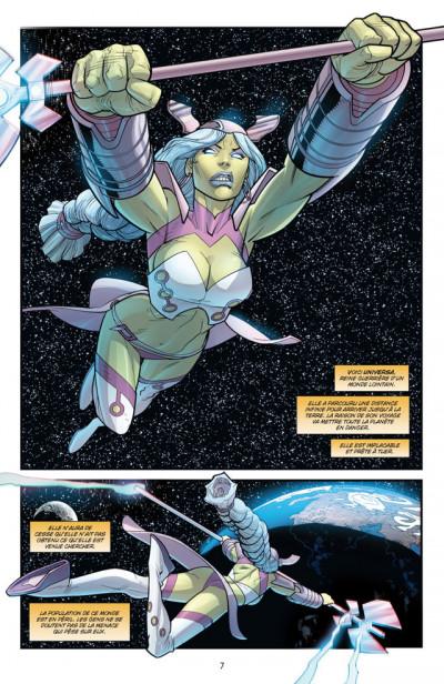 Page 1 Invincible tome 13 - Prélude à la guerre