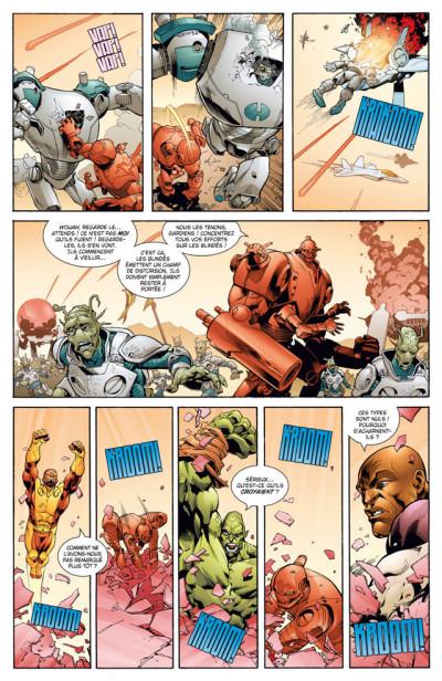 Page 4 Les gardiens du globe tome 1
