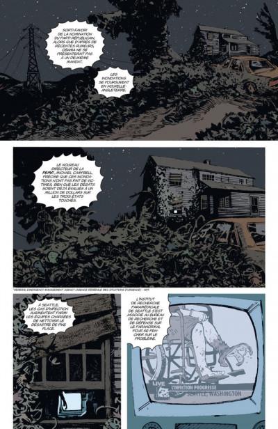 Page 1 B.P.R.D. L'Enfer sur Terre tome 3 - Le Retour du maître
