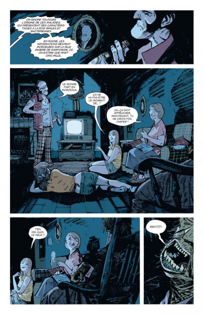 Page 2 B.P.R.D. L'Enfer sur Terre tome 3 - Le Retour du maître