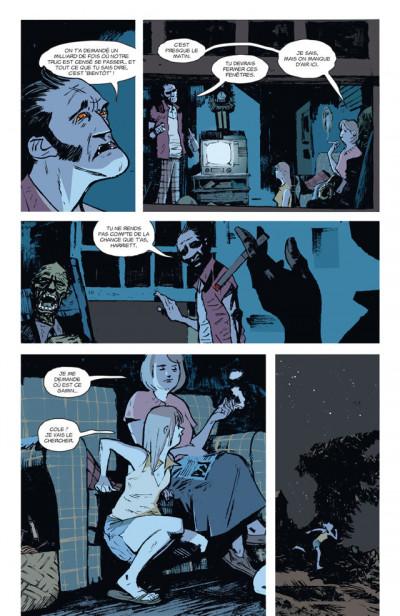 Page 3 B.P.R.D. L'Enfer sur Terre tome 3 - Le Retour du maître