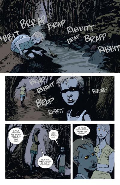 Page 4 B.P.R.D. L'Enfer sur Terre tome 3 - Le Retour du maître