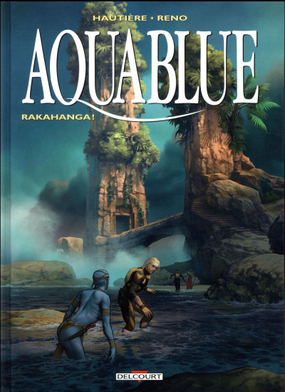 Couverture Aquablue tome 16