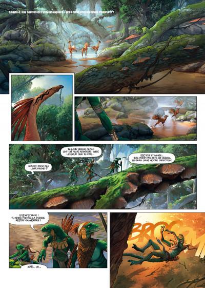 Page 1 Aquablue tome 16