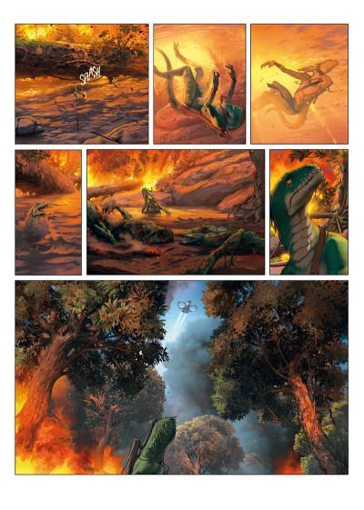 Page 2 Aquablue tome 16