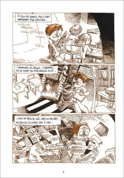Page 3 Notes tome 9 - Peu d'or et moult gueule