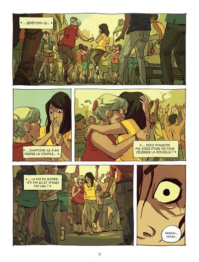 Page 4 L'Apocalypse selon Magda