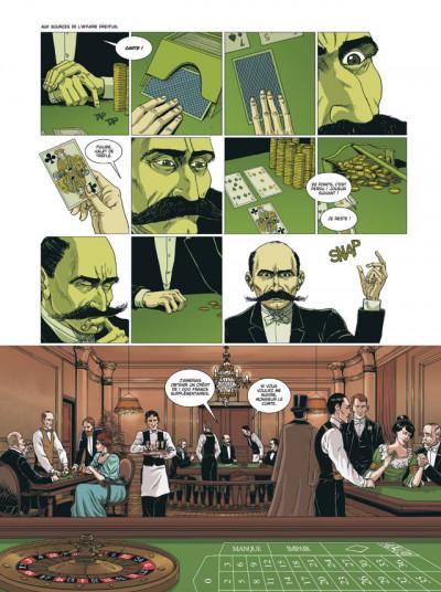 Page 1 L'Homme de l'année tome 7 - 1894 - L'Homme à l'origine de l'affaire Dreyfus