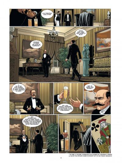 Page 2 L'Homme de l'année tome 7 - 1894 - L'Homme à l'origine de l'affaire Dreyfus