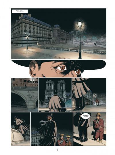Page 3 L'Homme de l'année tome 7 - 1894 - L'Homme à l'origine de l'affaire Dreyfus