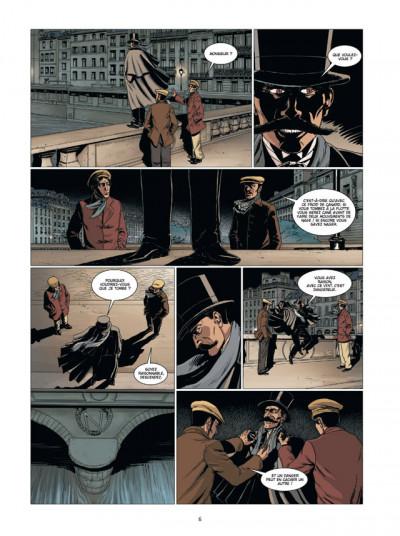 Page 4 L'Homme de l'année tome 7 - 1894 - L'Homme à l'origine de l'affaire Dreyfus