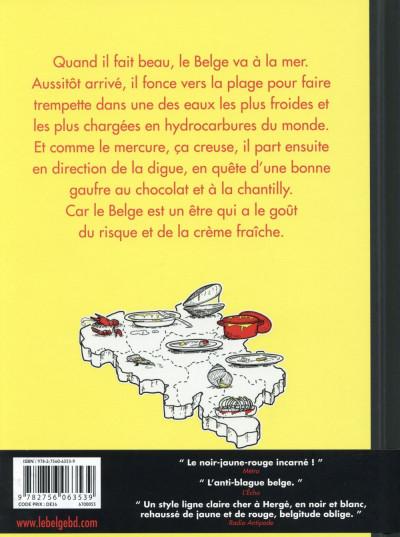 Dos Le Belge tome 2 - Tout est bon dans le Belge