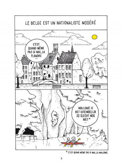 Page 1 Le Belge tome 2 - Tout est bon dans le Belge