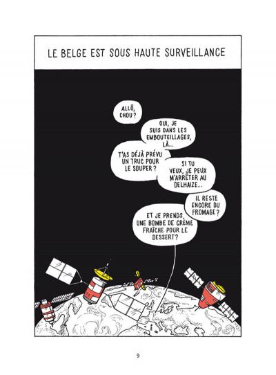 Page 2 Le Belge tome 2 - Tout est bon dans le Belge