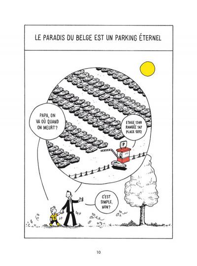 Page 3 Le Belge tome 2 - Tout est bon dans le Belge