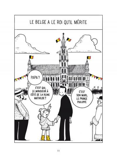 Page 4 Le Belge tome 2 - Tout est bon dans le Belge
