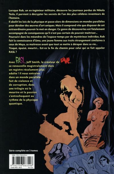 Dos RASL tome 3 - Maya