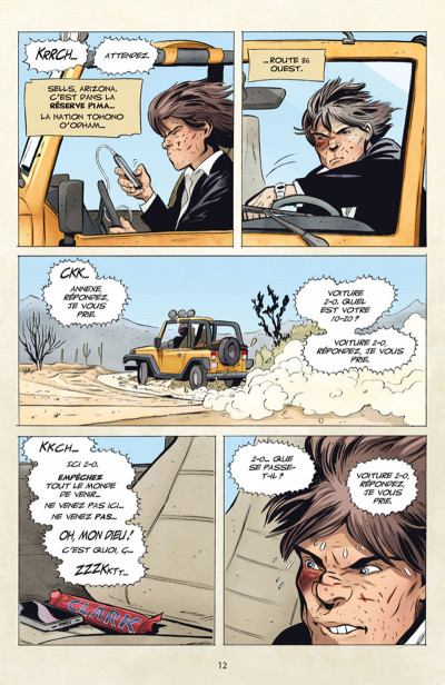 Page 2 RASL tome 3 - Maya