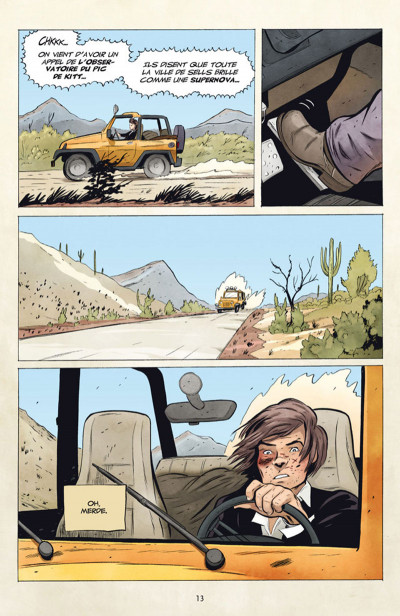 Page 3 RASL tome 3 - Maya