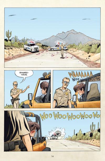 Page 4 RASL tome 3 - Maya