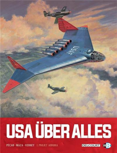 Couverture USA über alles tome 1