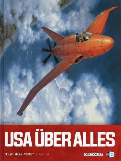 Couverture USA über alles tome 2