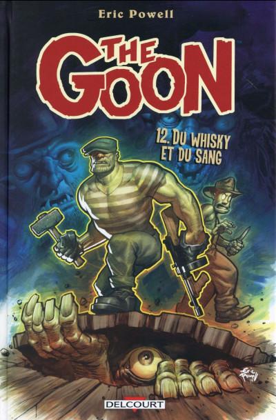 image de The Goon tome 12 - Du whisky et du sang