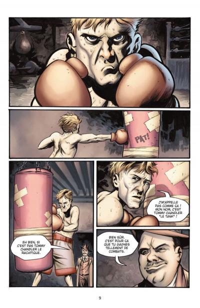 Page 1 The Goon tome 12 - Du whisky et du sang