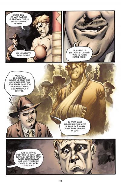 Page 2 The Goon tome 12 - Du whisky et du sang