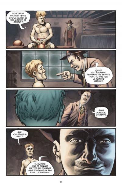 Page 3 The Goon tome 12 - Du whisky et du sang