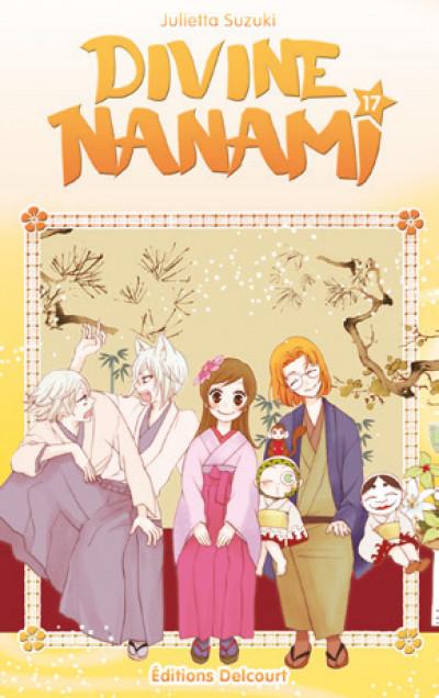 image de Divine Nanami tome 17