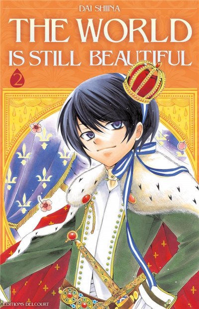 Couverture The World is still Beautiful tome 2