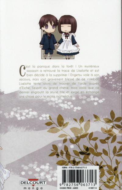 Dos Liselotte et la forêt des sorcières tome 3