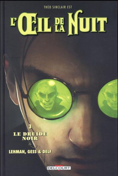 image de L'œil de la nuit tome 3 - Le druide noir