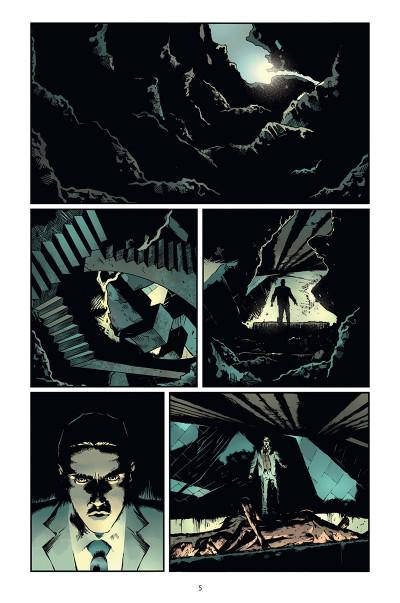 Page 1 Metropolis tome 3