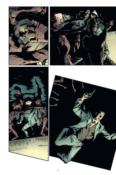 Page 3 Metropolis tome 3