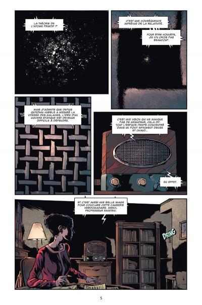 Page 1 Metropolis tome 4
