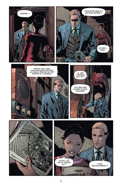 Page 2 Metropolis tome 4