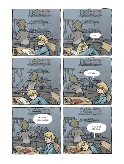 Page 3 Dieu n'aime pas papa
