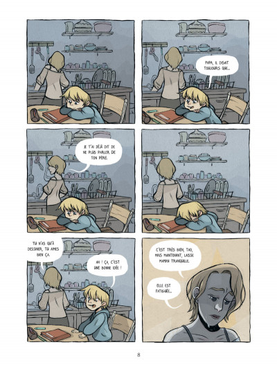 Page 4 Dieu n'aime pas papa