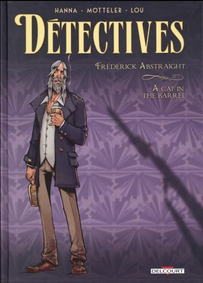 Couverture Détectives tome 5