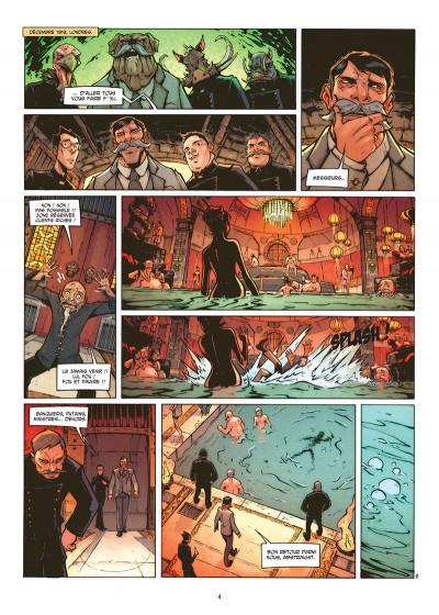 Page 2 Détectives tome 5