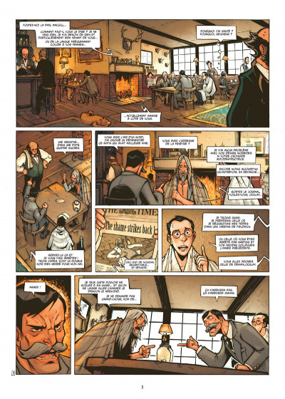 Page 3 Détectives tome 5
