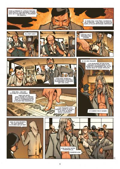 Page 4 Détectives tome 5