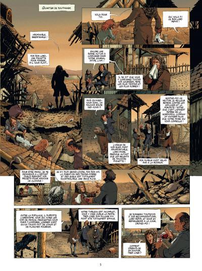 Page 3 L'Homme de l'année tome 10