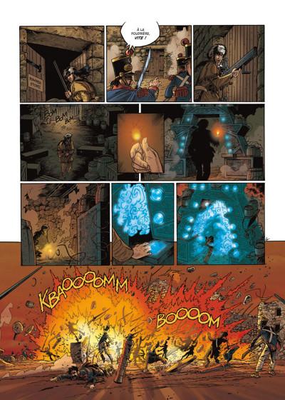 Page 4 Hauteville House tome 12 - Le Puits de Jacob