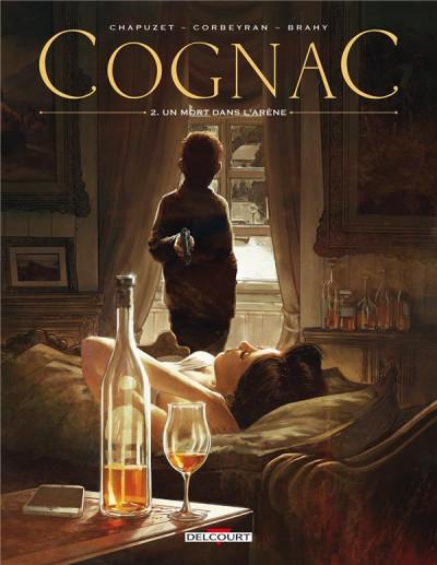 Couverture Cognac tome 2