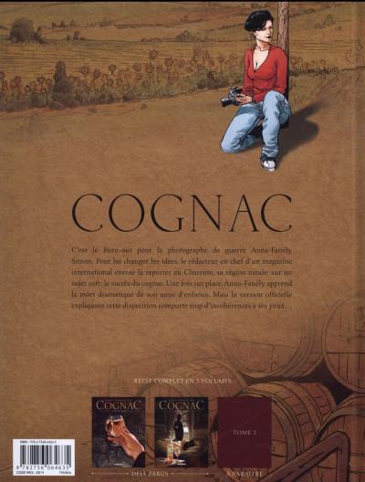 Dos Cognac tome 2