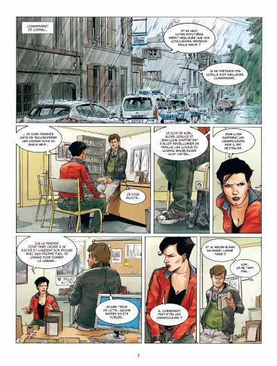 Page 1 Cognac tome 2