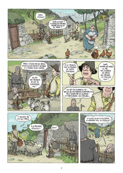 Page 2 Traquemage tome 1